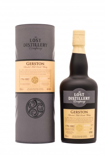 Gerston The Lost Distillery Blended Malt Scotch Whisky 46% 0,7L