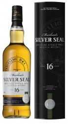 Muirhead's Silver Seal 16 Jahre - Single Malt Scotch Whisky 40%vol - 0,7L