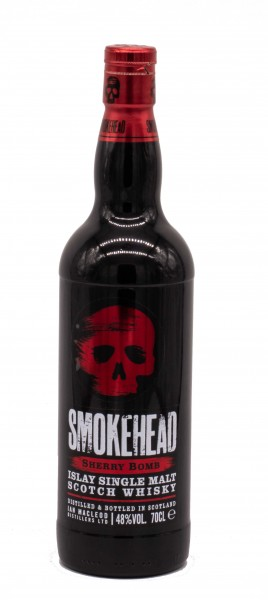 Smokehead Sherry Bomb Release 2020 Single Malt Scotch Whisky 48% 0,7L