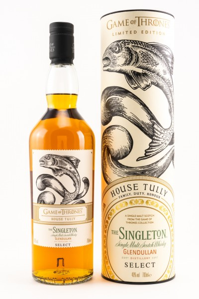 Singleton of Glendullan GOT Malts Collection Haus Tully 40% vol 0,7L